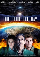Independence Day Resurgence - Movie Cover (xs thumbnail)