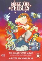Meet the Feebles - British DVD cover (xs thumbnail)