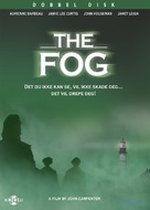 The Fog - Norwegian Movie Cover (xs thumbnail)