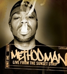 Method Man: Live from the Sunset Strip - Blu-Ray cover (xs thumbnail)