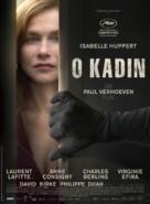Elle - Turkish Movie Poster (xs thumbnail)
