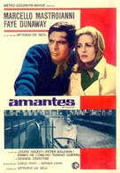 Amanti - Spanish Movie Poster (xs thumbnail)