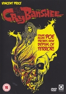 Cry of the Banshee - British DVD movie cover (xs thumbnail)