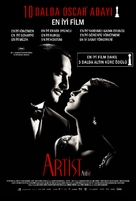 The Artist - Turkish Movie Poster (xs thumbnail)