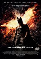 The Dark Knight Rises - Turkish Movie Poster (xs thumbnail)