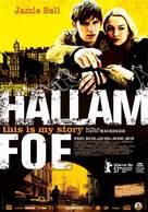 Hallam Foe - German Movie Poster (xs thumbnail)