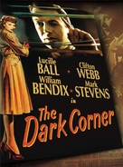 The Dark Corner - DVD cover (xs thumbnail)