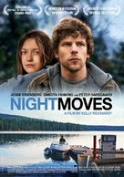 Night Moves - Belgian Movie Poster (xs thumbnail)