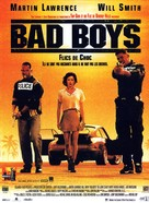 Bad Boys - French Movie Poster (xs thumbnail)