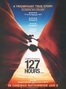 127 Hours - British Movie Poster (xs thumbnail)
