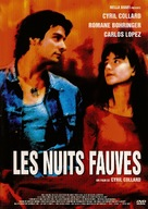 Nuits fauves, Les - French Movie Cover (xs thumbnail)