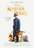 Christopher Robin - Czech Movie Poster (xs thumbnail)