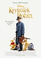 Christopher Robin - Czech Movie Poster (xs thumbnail)