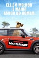 Marmaduke - Brazilian Movie Poster (xs thumbnail)