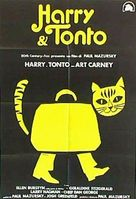 Harry and Tonto - Italian Movie Poster (xs thumbnail)