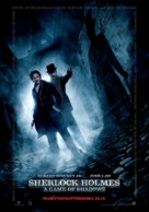 Sherlock Holmes: A Game of Shadows - Finnish Movie Poster (xs thumbnail)