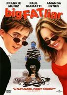 Big Fat Liar - DVD movie cover (xs thumbnail)