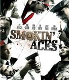Smokin' Aces - Blu-Ray movie cover (xs thumbnail)