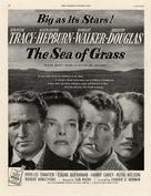 The Sea of Grass - poster (xs thumbnail)