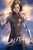 Alita: Battle Angel - Czech Movie Cover (xs thumbnail)