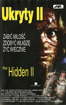 The Hidden II - Polish Movie Cover (xs thumbnail)