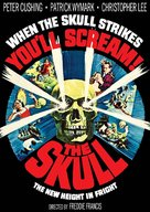 The Skull - Movie Cover (xs thumbnail)