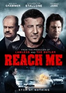 Reach Me - Canadian DVD cover (xs thumbnail)