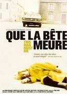 Que la bête meure - British Movie Poster (xs thumbnail)