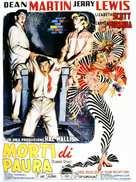 Scared Stiff - Italian Movie Poster (xs thumbnail)