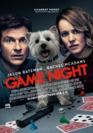 Game Night - Finnish Movie Poster (xs thumbnail)