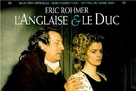 Anglaise et le duc, L' - French Movie Poster (xs thumbnail)
