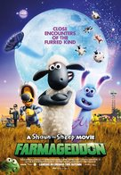 A Shaun the Sheep Movie: Farmageddon - Malaysian Movie Poster (xs thumbnail)