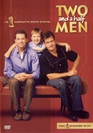 """Two and a Half Men"" - Swiss DVD movie cover (xs thumbnail)"