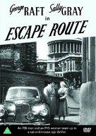 Escape Route - British DVD movie cover (xs thumbnail)