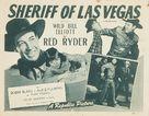 Sheriff of Las Vegas - Movie Poster (xs thumbnail)