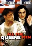 All the Queen's Men - Dutch DVD cover (xs thumbnail)
