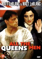 All the Queen's Men - Dutch DVD movie cover (xs thumbnail)
