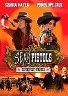 Bandidas - Czech DVD movie cover (xs thumbnail)