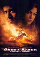 Ghost Rider - Spanish Movie Poster (xs thumbnail)