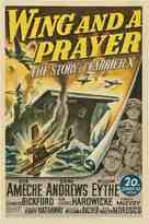 Wing and a Prayer - Movie Poster (xs thumbnail)