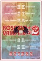 """Rosario to Vampire Capu2"" - Japanese DVD movie cover (xs thumbnail)"