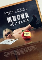 Bad Teacher - Slovak Movie Poster (xs thumbnail)