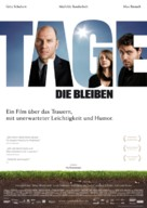 Tage die bleiben - German Movie Poster (xs thumbnail)