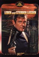 Live And Let Die - German Movie Cover (xs thumbnail)