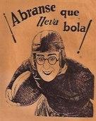 The Freshman - Uruguayan Movie Poster (xs thumbnail)