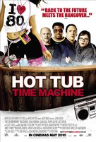 Hot Tub Time Machine - British Movie Poster (xs thumbnail)