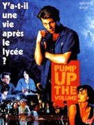 Pump Up The Volume - French Movie Poster (xs thumbnail)