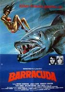 Barracuda - German Movie Poster (xs thumbnail)
