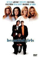 Beautiful Girls - DVD movie cover (xs thumbnail)