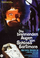 The Gorgon - German Movie Poster (xs thumbnail)